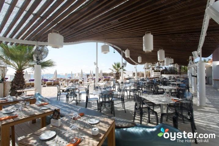 Restaurant Hard Rock Iibiza Hotel