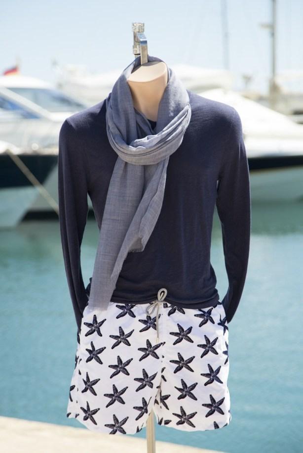 moda en el puerto de Ibiza