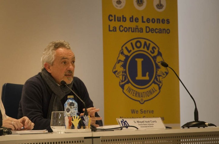 Miquel Izuel Curriá, Director del Máster en Arteterapia de la Universidad de Girona. Presidente de Grefart.