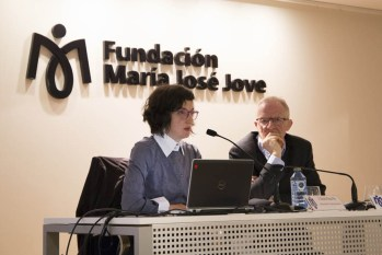 Cristina López Villar, Profesora de la Facultad de INEF en A Coruña y Salvador Ramos Rey, Médico Estético y Dietista Nutricionista
