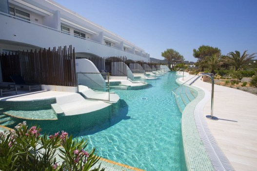 Private Pool of Rooms