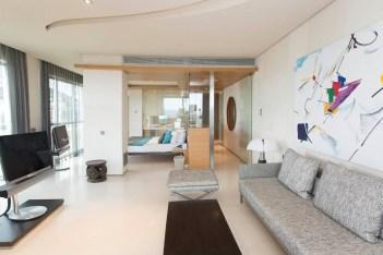 Habitación doble Aguas de Ibiza