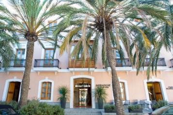 Hotel 5 estrellas en Ibiza
