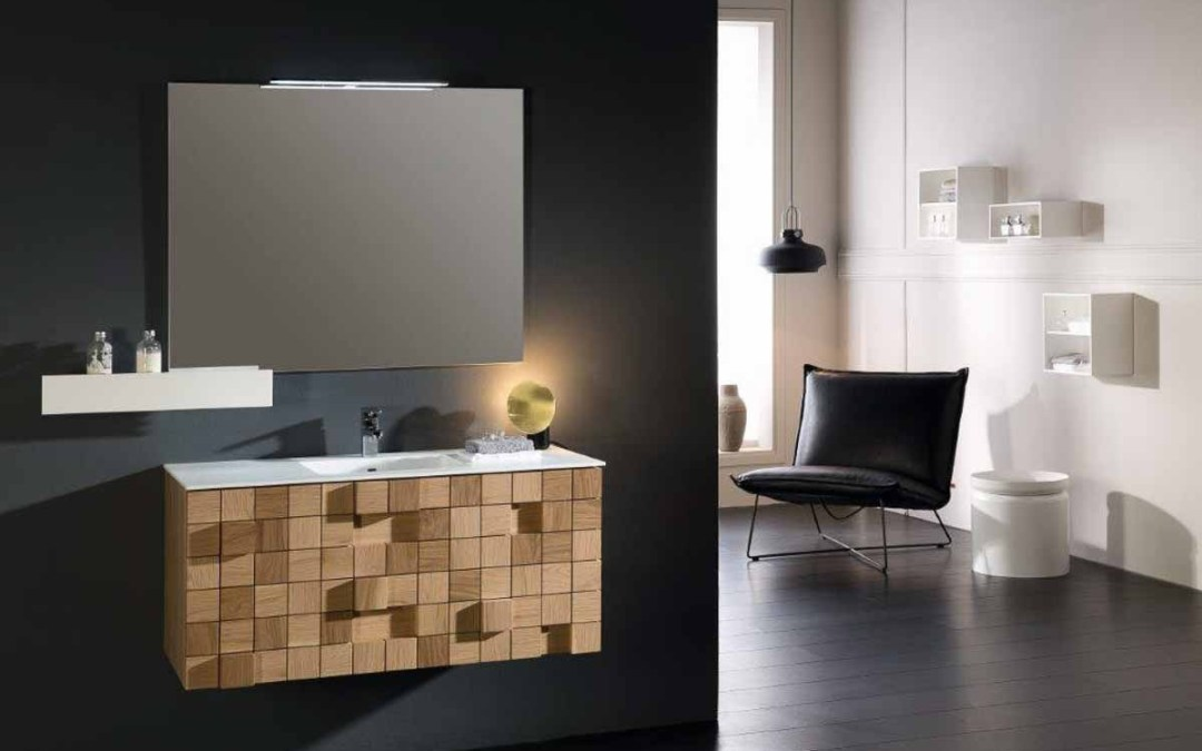Produktbilleder af badeværelser samt inventar