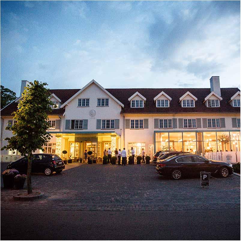 Selskabslokaler tæt på Horsens og Vejle