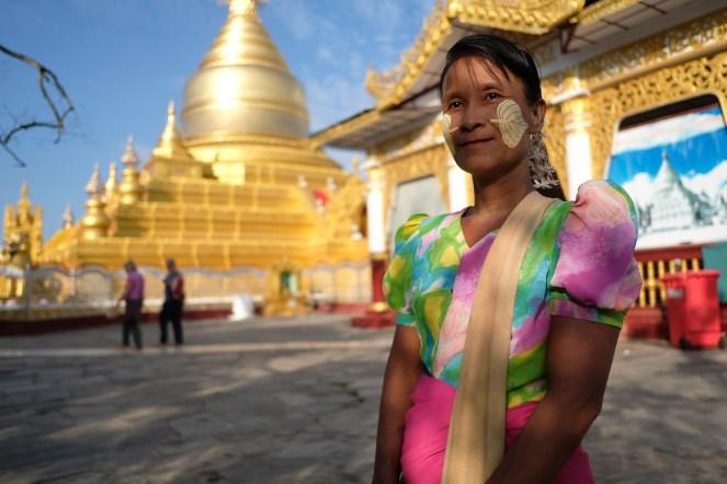 Klášter, Mandalaj