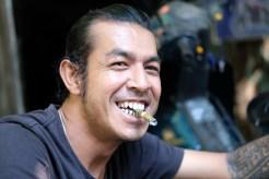 Opravář motorek, Mandalaj