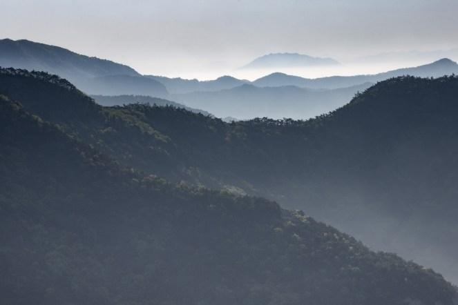 Nekonečná panoramata hor...