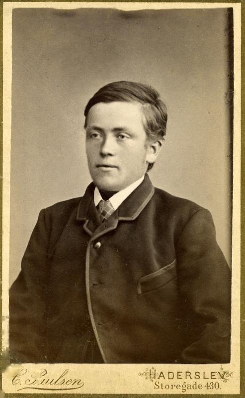 Paulsen Carl 18271904 Haderslev  History of photography
