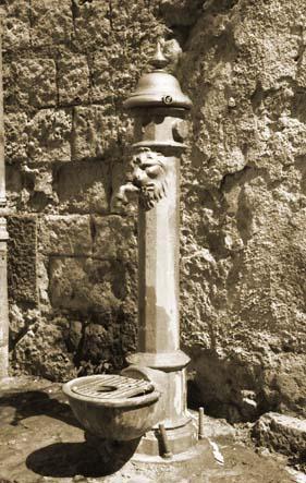 Rocca che scompare  FrancescoCorradoFotografo