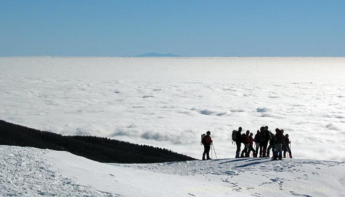 Fotoincammino foto montagna