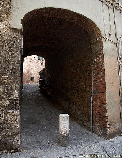 Siena Trekking Urbano nei vicoli sconosciuti