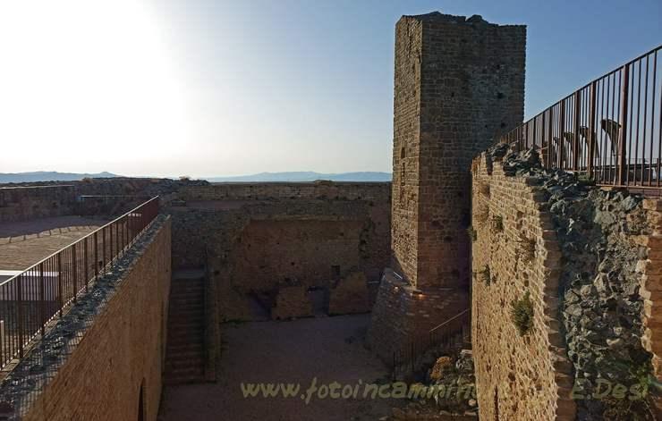 Rocca Sillana Miniera Pavone