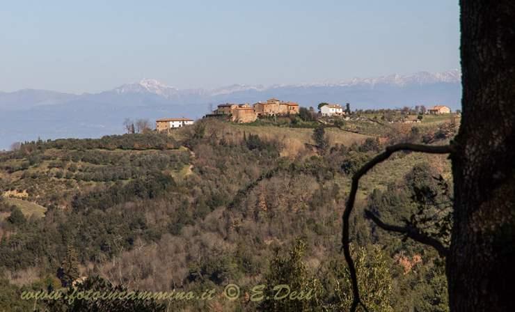 Montaione San Vivaldo