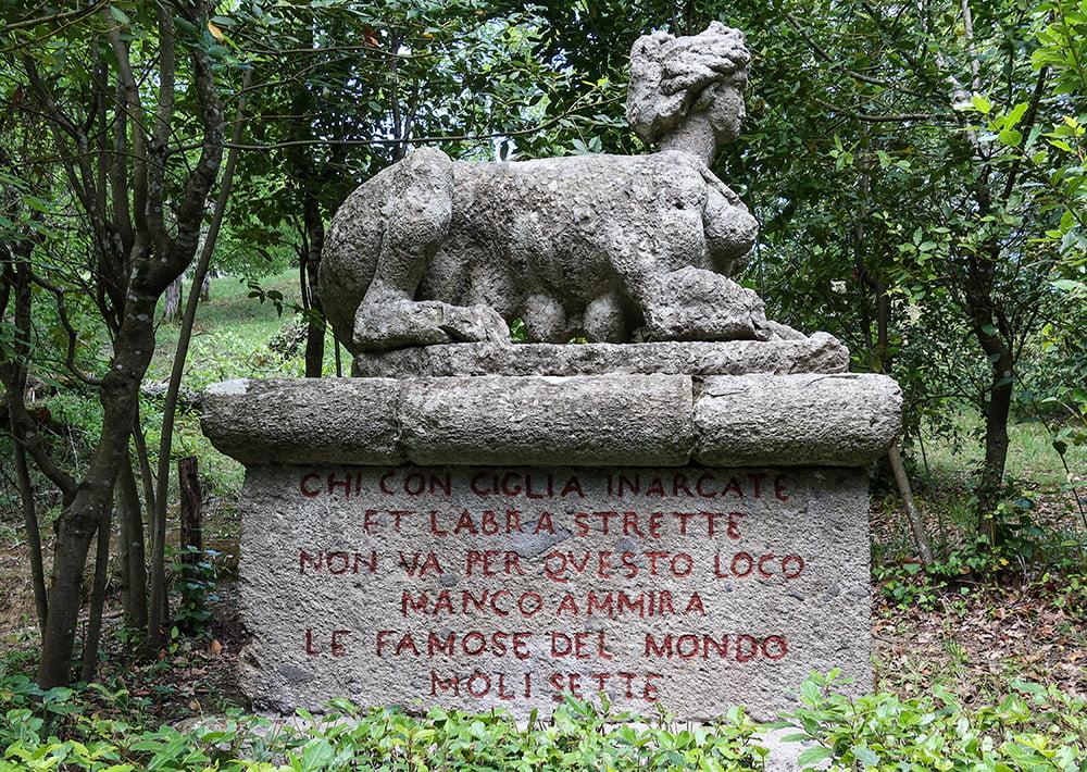 Bomarzo Villa Lante