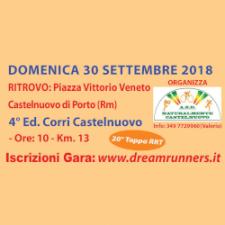 Corri Castelnuovo - 30/09/2018