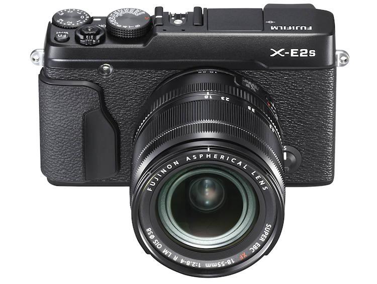 Fujifilm: Neue spiegellose Systemkamera Fujifilm X-E2S - fotointern.ch – Tagesaktuelle Fotonews