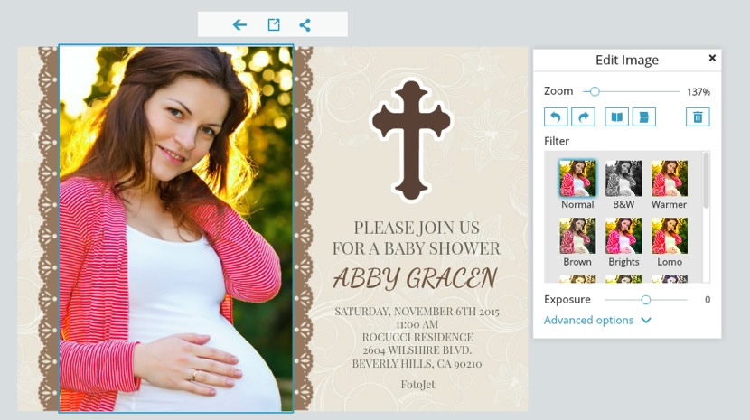 While everyone may be looking forward to the big day, there are plenty of other celebrations that shouldn't be forgotten, namely the bridal shower. How To Make Baby Shower Invitation Cards Quickly For New Baby Celebration
