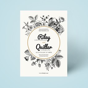 Online Invitation Maker Design Cards With Free Templates Fotojet