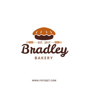 Design Your Bakery Logos Online For Free Fotojet