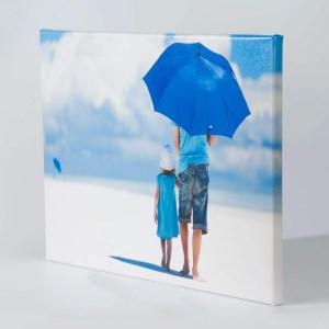 Canvas 50x70cm glans Frame 2cm