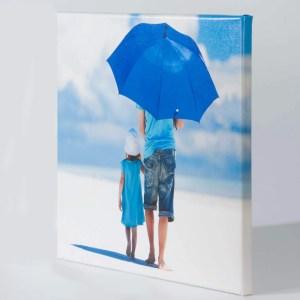 Canvas 90x90cm mat Frame 2cm