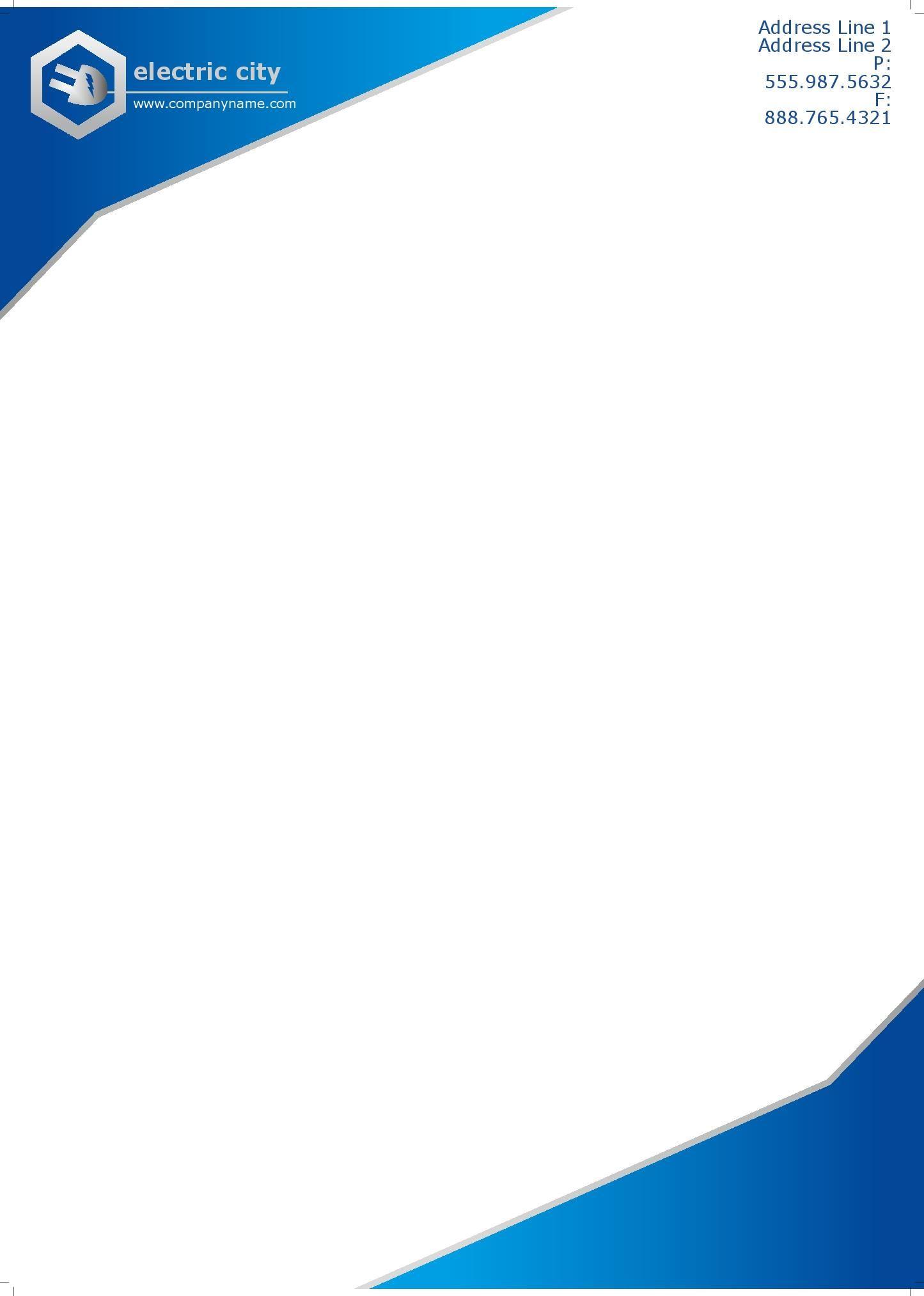 Company Letter Head Fotolip