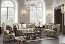 Elegant Traditional Living Room Furniture