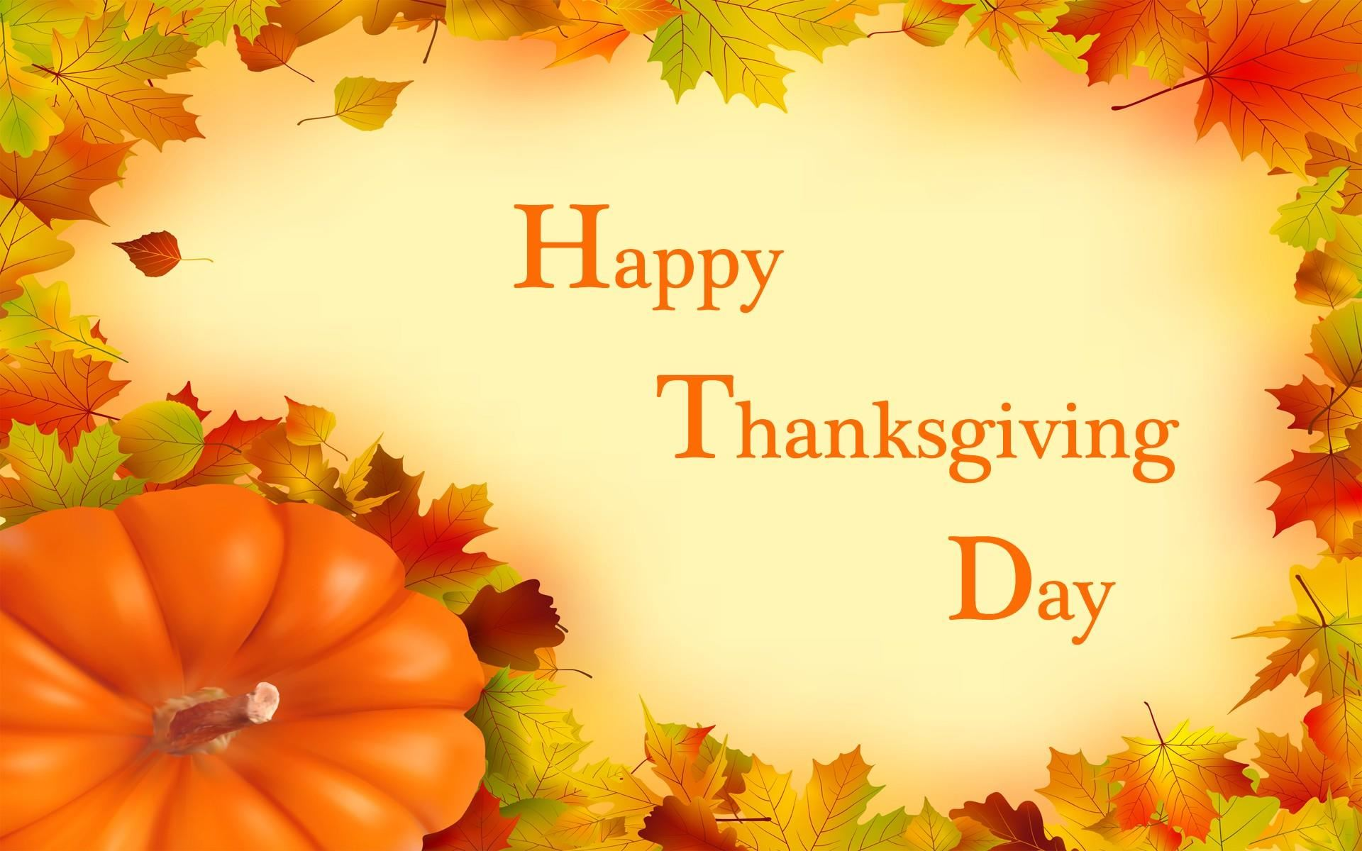 Happy Thanksgiving Wishes Rich Image And Wallpaper