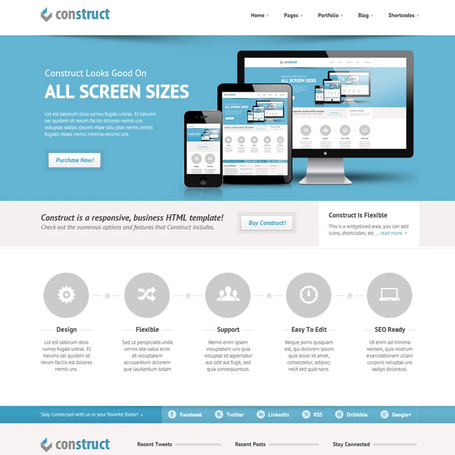 Html Template Rich Image And Wallpaper