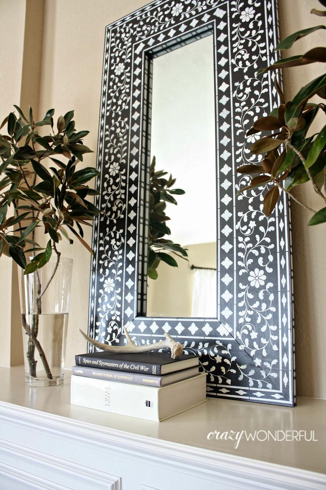 Mirror Decorating Ideas  Fotolipcom Rich image and wallpaper