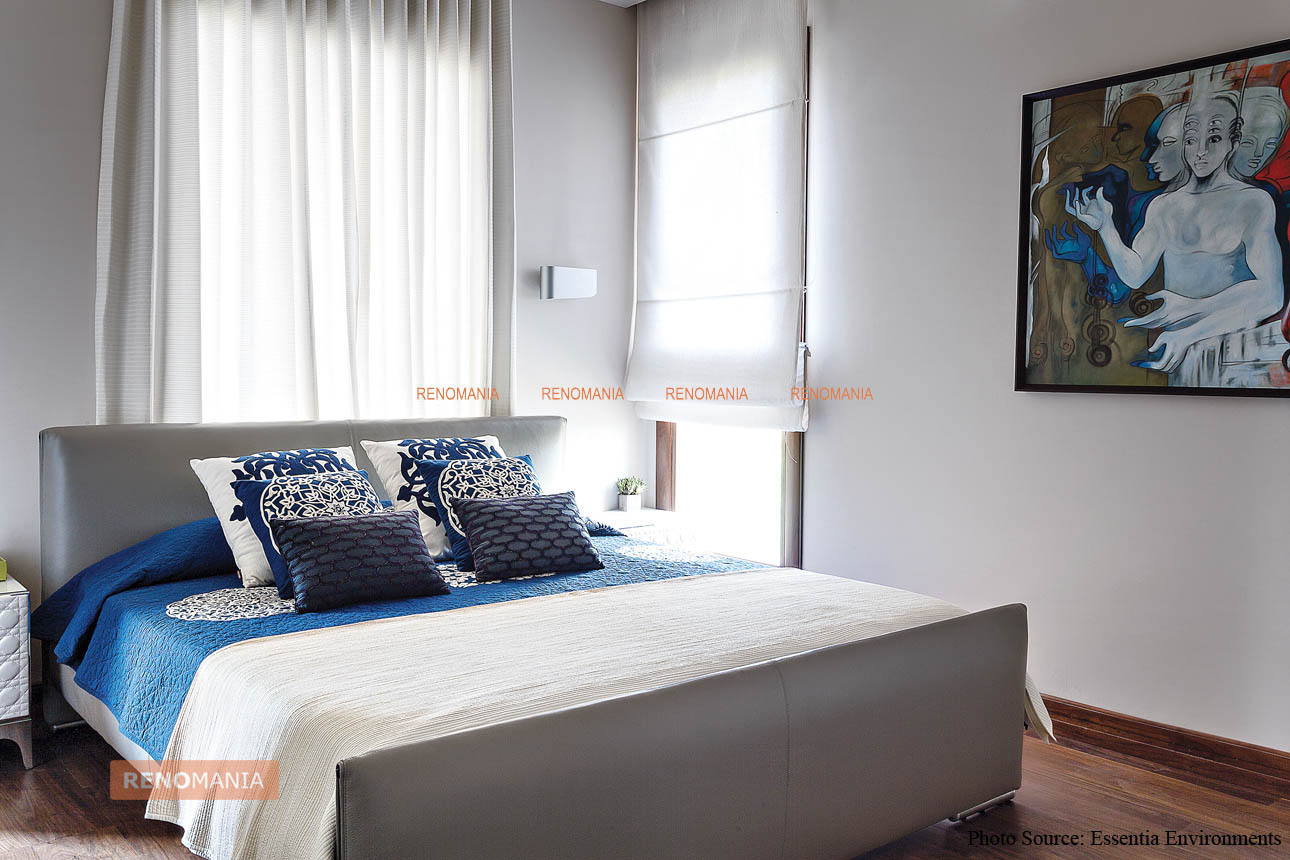 How to make a small bedroom look bigger  Fotolip