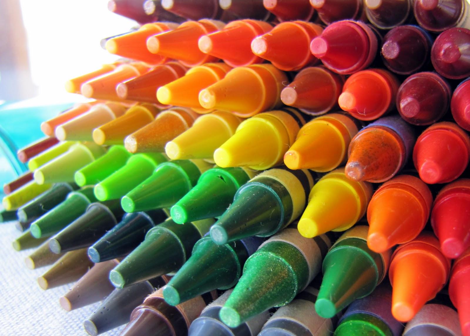Crayola crayons  Fotolip