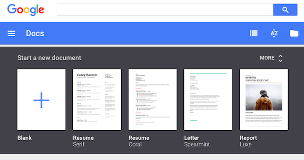 Google Docs Templates Rich Image And Wallpaper