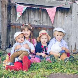 Gutschein fr Familien Fotoshooting  Familienfotos als