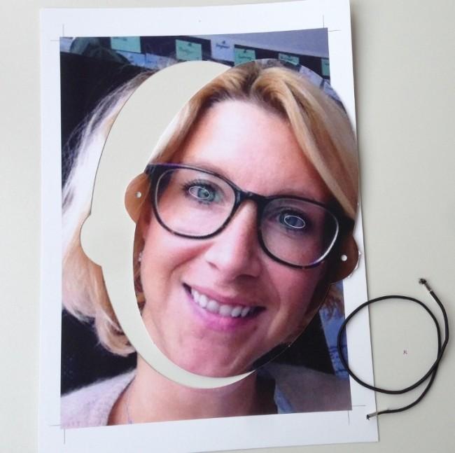 Fotomasken UNO