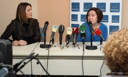 Press conference AEFAT-Murcia