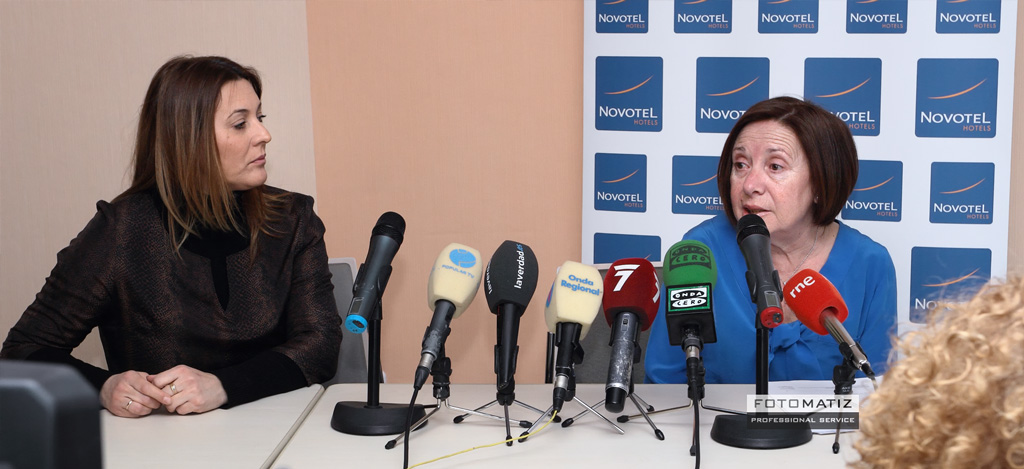 Press conference AEFAT Murcia