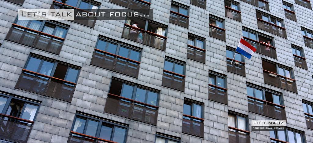 Let's talk about focus