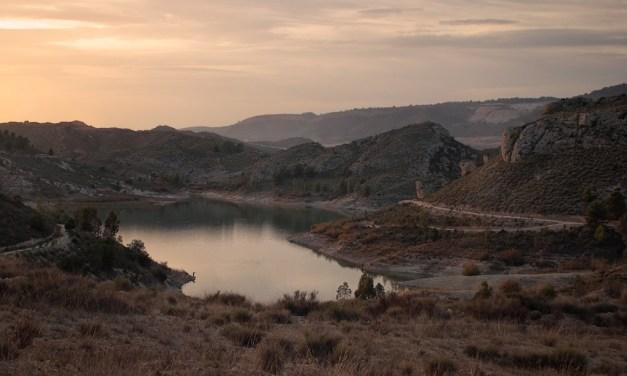 la Cierva dam in Mula