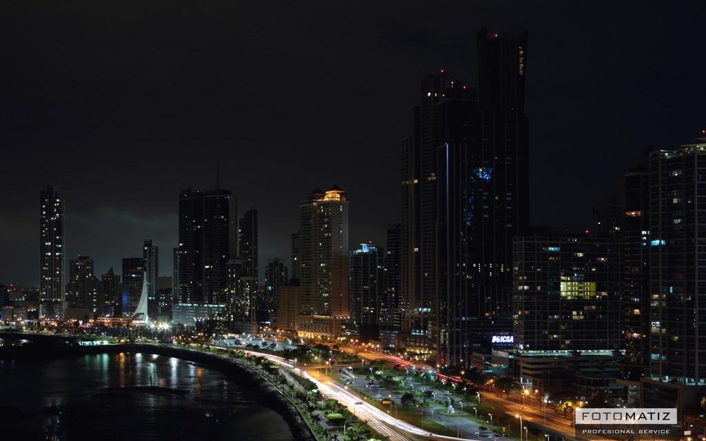 Panama city, the new Miami