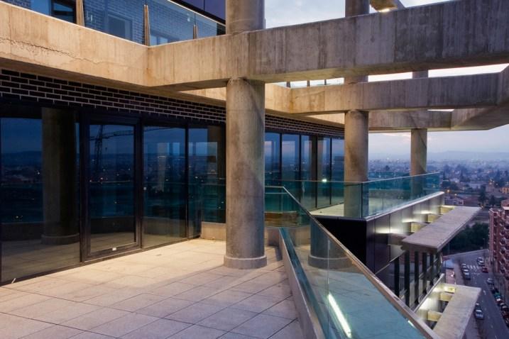 Torre Proconsa - Edificio de oficinas singular en la entrada sur de Murcia