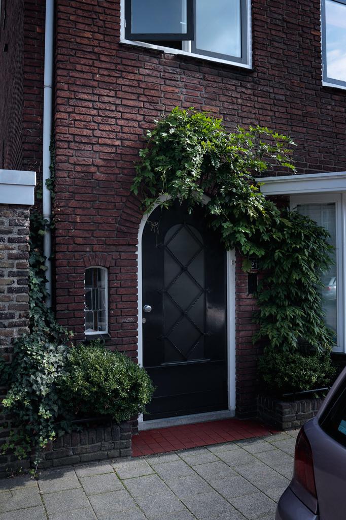 Puerta de entra casa de mis abuelos
