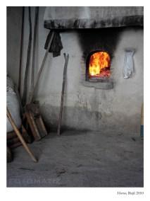 El horno en Bajil