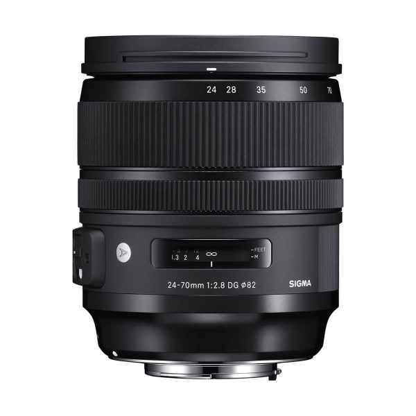 Sigma 24-70mm f/2.8 DG OS HSM Art - Nikon F | Foto Monza