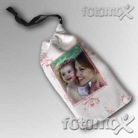 Porta Cellulare Personalizzati con Foto  Porta Cellulare in tessuto con grafiche Mamma  Fotomox