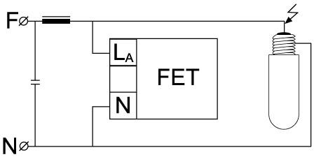 Fet 2000 220-240v 50/60 Hz