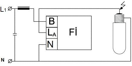 FI 400 220-240v 50/60 Hz