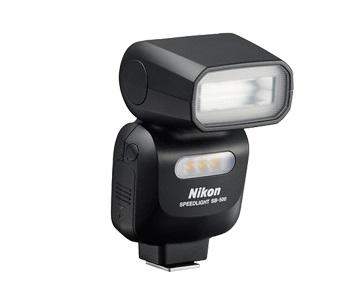 Nikon SB-500 (Fonte: Nikon)