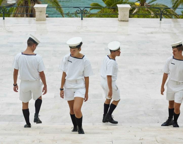 © Paolo Verzone, Hellenic Naval Academy, Greece